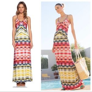 Trina Turk Maiz Dress in Multi Color